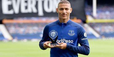 Kisah Hidup Richarlison, dari Tinggal di Kawasan Gangster hingga Jadi Pemain Termahal Everton