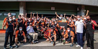 Direktur KTM Ungkap Kisah Mengawali Kiprah pada MotoGP Tanpa Hasil