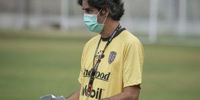 Covid-19 Di Yogyakarta Tinggi, Pelatih Bali United Larang Timnya Jalan-jalan