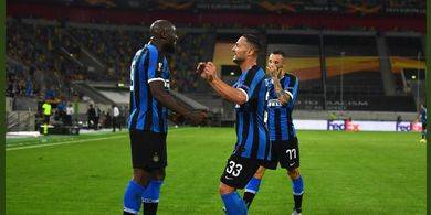 Romelu Lukaku Ukir Rekor di Liga Europa, Conte: Dia Wajib Berterima Kasih Kepada Tim