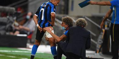 Inter Milan Rilis Kabar Terbaru tentang Cedera Alexis Sanchez