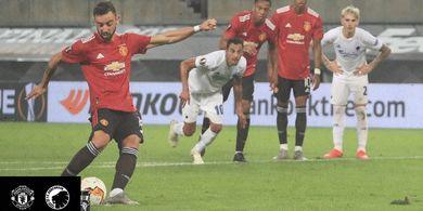 Bruno Fernandes Kesal Gol Penalti Disebut Tugas Paling Gampang