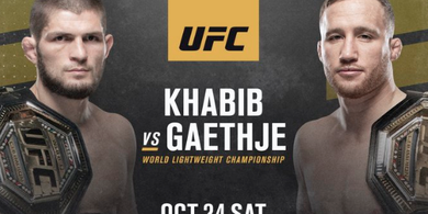 Hadapi Khabib Nurmagomedov, Justin Gaethje Sesumbar Bakal Bikin Zona Kematian di UFC 254