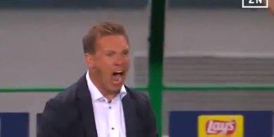 Kalah Telak dari Manchester United, Pelatih RB Leipzig Begadang dan Suruh Pemainnya Latihan di Manchester City