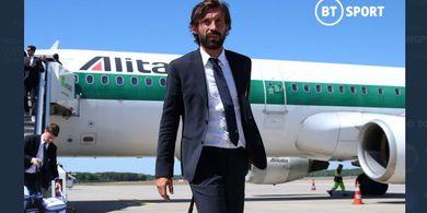Andrea Pirlo ke Juventus: Semuanya gara-gara Pep Guardiola (1)