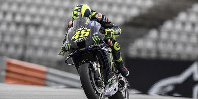 MotoGP Austria 2020 - Valentino Rossi Apes, Target Podium Terancam, Dinanti Musuh Tangguh Pula