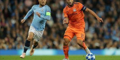 Man City vs Lyon - The Citizens Patut Hati-hati Lawan Les Gones