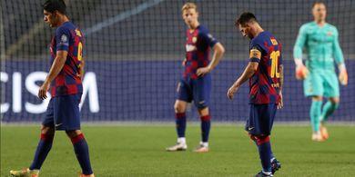 Pertama Kali sejak 13 Tahun Terakhir, Tak Ada Wakil Spanyol di Semifinal Liga Champions