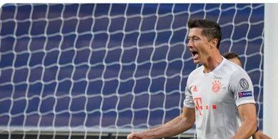 Cetak Setengah Abad Gol, Robert Lewandowski Cuma Kalah dari Cristiano Ronaldo