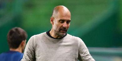 Guardiola Tuai Catatan Buruk usai Manchester City Dibantai Leicester