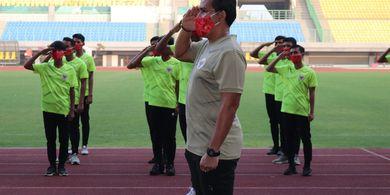 Timnas U-16 Indonesia Akhiri TC, Ini Catatan yang Disoroti Bima Sakti