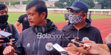 Indra Sjafri dan Shin Tae-yong Bahas Rencana untuk Timnas U-19 Indonesia
