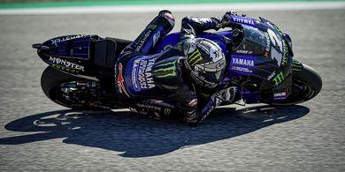 Coba Sasis Baru, Monster Energy Yamaha Tak Rasakan Perubahan Apapun