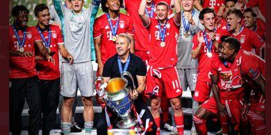 Hansi Flick Belum Cederai Kesempurnaan Bayern Muenchen di Liga Champions
