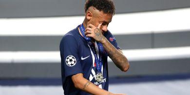 Neymar Ungkap Dirinya Sempat Ingin Menyerah dari Sepak Bola