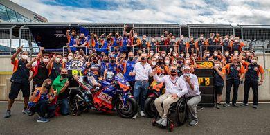 Daftar Kontestan MotoGP 2021 - KTM Turunkan 2 Tim Pabrikan,  Adik Valentino Rossi Apes