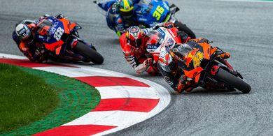 10 Catatan Serba Paling di MotoGP 2020, termasuk Paling Sering Start dari Belakang