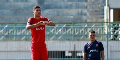 Jadi Investasi, Pemain Asing Madura United Mungkin Baru Bisa Main Tahun Depan