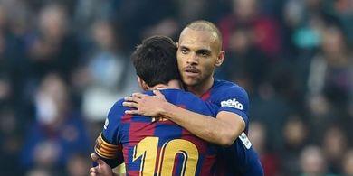 Susunan Pemain Elche Vs Barcelona - Tak Ada Lionel Messi, Penyerang Darurat pun Jadi