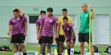 Timnas U-19 Indonesia Vs Arab Saudi - Garuda Punya Tekad Tinggi, Target tetap Sama