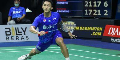 Hasil Thailand Open I 2020 - Dibantai Axelsen, Jonatan Angkat Kaki