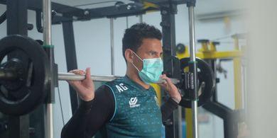Alex Goncalves Beri Psywar ke Bali United Jelang Laga