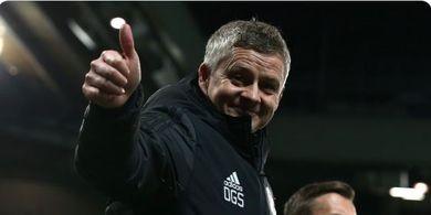 Manchester United Bikin Rekor Baru, Ole Gunnar Solskjaer Tidak Peduli