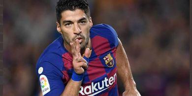 Mengenang Debut Suarez di Barcelona, Bikin Kiper Timnas Indonesia Keok
