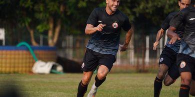 Liga 1 Tinggal 12 Hari, Persija Jakarta Matangkan Taktik Permainan