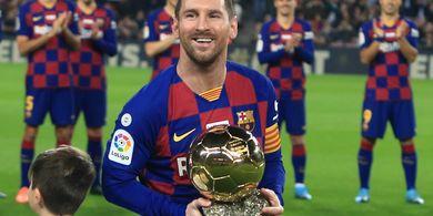 Lionel Messi Bisa Perpanjang Kontrak Dua Musim Lagi di Barcelona
