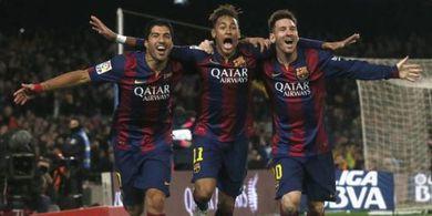 RESMI - Luis Suarez Gabung Atletico Madrid, Barcelona: Terima Kasih, Legenda