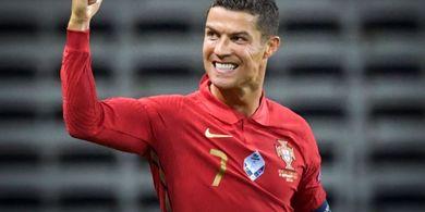 Coba Tiru Latihan Cristiano Ronaldo, Eks Pemain Manchester United Malah Kewalahan