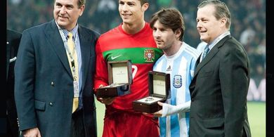 Bukan Lewandowski, Inilah Pemain Terbaik Dunia Setelah Ronaldo dan Messi