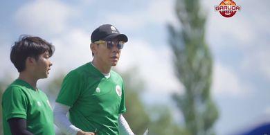 Shin Tae-yong Tak Lupa Berpesan soal Makanan untuk Skuad Timnas U-19 Indonesia