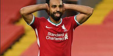Chelsea Vs Liverpool - Penuhi 1 Syarat, Mohamed Salah Bisa Catatkan 100 Gol untuk The Reds