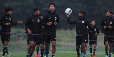 Timnas U-19 Indonesia Kembali Berlatih dengan Intensitas Tinggi Setelah Laga Uji Coba