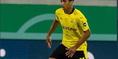 Hasil Lengkap DFB Pokal - Anak Ajaib Terbaru Inggris Bikin Borussia Dortmund Pesta Gol