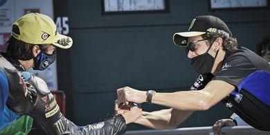 Adik Valentino Rossi Diusahakan Naik Kelas ke MotoGP 2021! Benarkah?