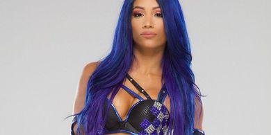 WWE Merambah Luar Angkasa, Sasha Banks Nongol di Trailer The Mandalorian