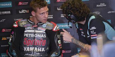MotoGP Emilia Romagna 2020 - Fabio Quartararo Pede Raih Hasil Positif