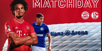 Bayern Muenchen vs Schalke - Pembuka Bundesliga 2020-2021 Malam Ini