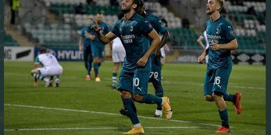 Hasil Undian Play-off Liga Europa - AC Milan Bisa Ketemu Mantan Klubnya Jose Mourinho