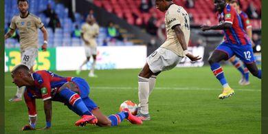 Man United vs Crystal Palace - Si Raja Duel Pembuka Incar 6 Kemenangan Beruntun