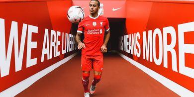 Thiago Resmi Bergabung, Liverpool Segera Kedatangan Satu Pemain Lagi