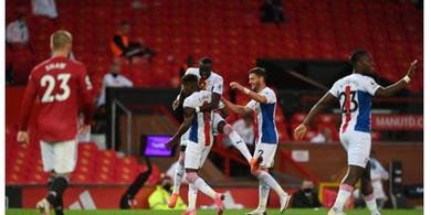 Crystal Palace Kalahkan Manchester United, Roy Hodgson Tak Terkejut