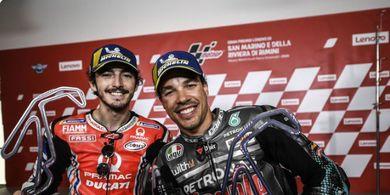 MotoGP Emilia Romagna 2020 - Murid Valentino Rossi Lagi yang Menang?