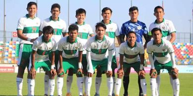 Link Live Streaming Timnas U-19 Indonesia Vs Bosnia Herzegovina, Tampilnya Skuad Baru