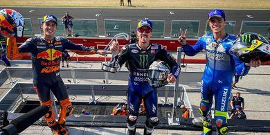 MotoGP Emilia Romagna 2020 - Maverick Vinales Belajar Lebih Pede