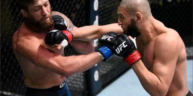 Khamzat Chimaev Minta Digilir 3 Orang dalam Semalam seperti Zaman Purba UFC