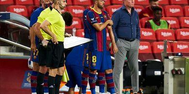 Baru Beberapa Bulan Gabung, Miralem Pjanic Ungkit Kekalahan 2-8 Barcelona dari Bayern Muenchen